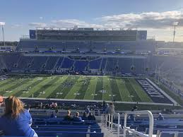Kroger Stadium Seating Chart Kroger Field Section 207 Rateyourseats Com