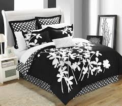 teen girl bedding teenage for girls at com iris black 11 piece bed in a bag
