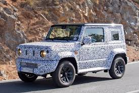 2018 suzuki jimny new maruti gypsy . plain suzuki suzuki jimny has been existence for a long time  about 20 years and it  is now finally going to receive an upgrade many will be unaware of the  in 2018 new maruti gypsy u