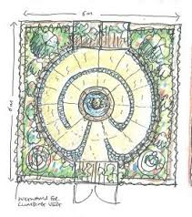 Small Picture 808 best Labyrinths images on Pinterest Mandalas Labyrinth maze