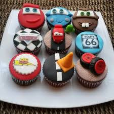 Disney Cars Cupcakes Baby Ideas Pinterest Kinder Geburtstag