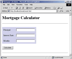 html calculator form free loan calculator html code credit reports reporting services