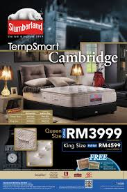 Buy Slumberland TempSmart Cambridge Mattress & Bed Set | Victoria