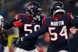 Houston Texans Keep Nine Linebackers ...