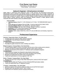 Network Engineer Resume New Network Engineer Resume Template Premium Resume Samples Example