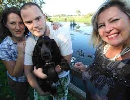 Puppy saved from drowning | Bournemouth Echo