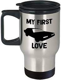Amazon Com Aston Martin Lagonda Travel Mug 14oz Stainless Steel Tumbler For Your Favorite Cold Or Hot Beverage Kitchen Dining