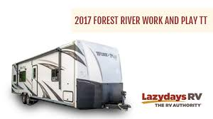 2017 forest river work and play tt 30wrs in ta fl lazydays