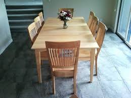 maple dining table set solid maple prairie table with leaf maple dining room table sets