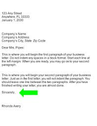 business closing letter collection closing business letter part of business letter
