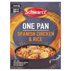 mccormick s spanish chicken skillet