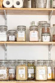Transform your staircase space into a quaint pantry, ideal for storing all your dry goods, baking ingredients, and more behind a. How To Organize A Small Under Stair Pantry Chalking Up Success