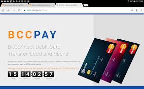 bitconnect debit card easy money exchange