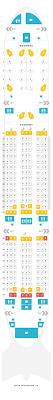 Boeing 787 8 Dreamliner Seating Chart Seatguru Seat Map Qatar Airways Seatguru