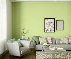 try pristine green house paint colour