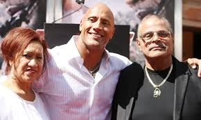 Dwayne Johnson pays tribute to his father Rocky Johnson