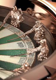 roger dubuis excalibur round table closeup