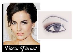downturned eyes the best makeup for your eye shape yahoo shine