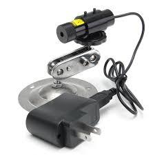 532nm 50mw green laser line module locator marking alignment for cutting machine w mount bracket cod