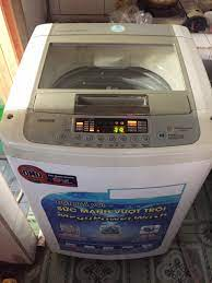 Máy giặt Cũ LG 10kg Ngoại Hình Còn Mới 93% – Điện Máy Minh Thành Phát