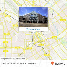 How To Get To Sap Center At San Jose In San Jose By Bus