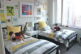 interesting wall decor for boys room teenage wall art ideas grey bedcover with blanket