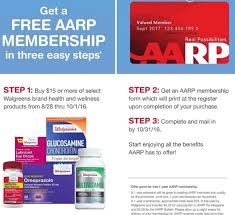 aarp membership fee