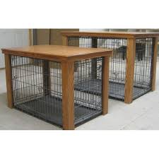 furniture pet crates. wooden table dog crate cover furniture pet crates i