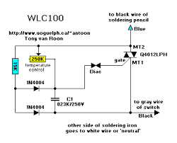 temperature control ering iron circuit diagram temperature weller ering iron wiring diagram gt weller auto wiring on temperature control ering iron circuit diagram