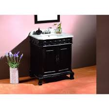 30 inch black bathroom vanity. ove decors trent 30 inch single sink bathroom vanity in antique black o
