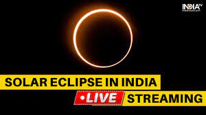 Live Streaming Solar Eclipse June 21 ...