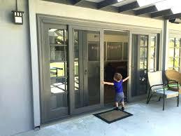 storm door spring installation how to install a storm door large size of patio doors screen