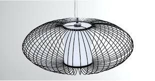 black metal cage ceiling light copper pendant sketch zoom ctr