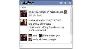 Ahora puedes usar las fotos de perfil como emoticonos en el chat ... via Relatably.com