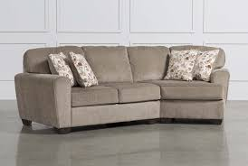 cuddler sectional rounded loveseat circular sectional sofa