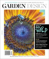 Small Picture Garden Design Magazine with Thadd Orr
