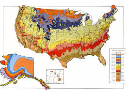 Gardening Map Of Warming U S Has Plant Zones Moving North