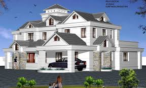 Large Family House Plans With Multi Modern Feature   HomesCorner ComMulti Storey Modern Large Family House Plans Image