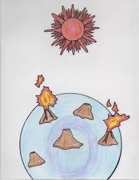 Montessori Geography Charts Montessori Elementary Great Lesson Charts Free Download