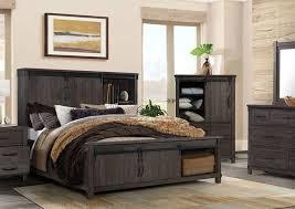 scott king size storage bedroom set