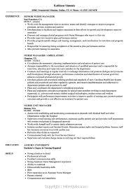 Sample Nurse Manager Resumes Simply Nurse Manager Resume Sample Nurse Nurse Manager Resume