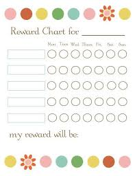 30 Day Chart Template 30 Day Sticker Chart Printable Google Search Kids
