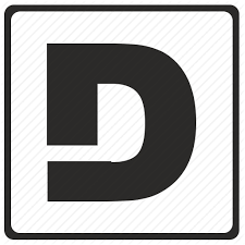 d d 5 character sheet alphabet d latin letter modern icon icon search engine
