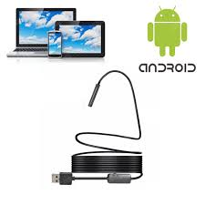 Aliexpress.com : Buy Android Endoscope Camera 5.5MM Lens <b>1m</b> ...