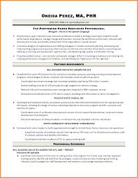 Fascinating Sample Resume Hr Recruiter India In Sample Resume