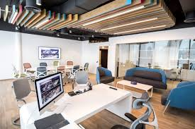 D3 Interior Design Companies Ndigitec Inaugurates Its New Lounge At D3 Dubai Design
