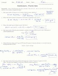 sample stoichiometry worksheet 9 examples in word pdf
