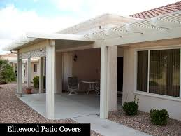 elitewood solid patio covers