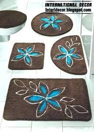 brown bath rugs brown bath rug set bathroom carpets bathroom rugs models colors brown and blue brown bath rugs