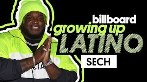 Sech Talks Favorite Slang Foods From Panama His Childhood Role Model More Growing Up Latino